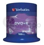 DVD+R Verbatim Advanced AZO 4,7 GB 16x 100-cake
