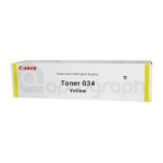 Toner 034 yellow