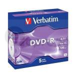 DVD+R Verbatim Advanced AZO 4,7 GB 16x jewel box