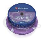 DVD+R Verbatim Advanced AZO 4,7 GB 16x 25-cake