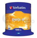 DVD-R Verbatim Advanced AZO 4,7 GB 16x 100-cake