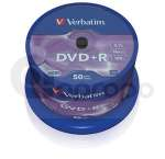 DVD+R Verbatim Advanced AZO 4,7 GB 16x 50-cake