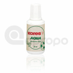 Korekční lak Kores Aqua 20ml